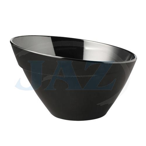 Miska bufetová čierna 24,5cm, Balance
