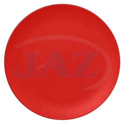 Tanier plytký 27 cm, Neofusion červený Ember