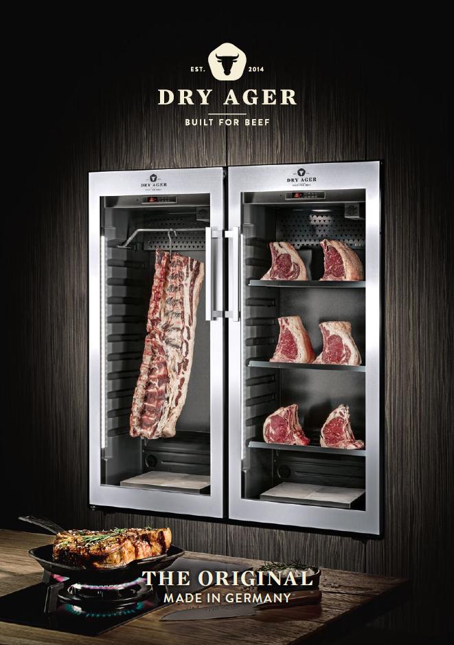 komory na zrenie mäsa