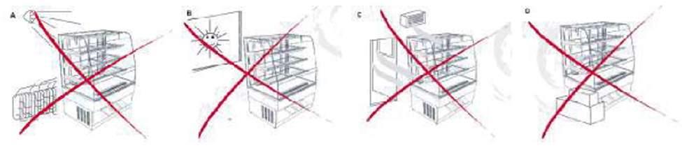 starostlivosť o chladiace zariadenia