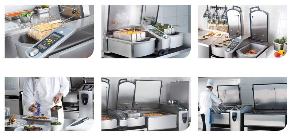 Vario Cooking Center