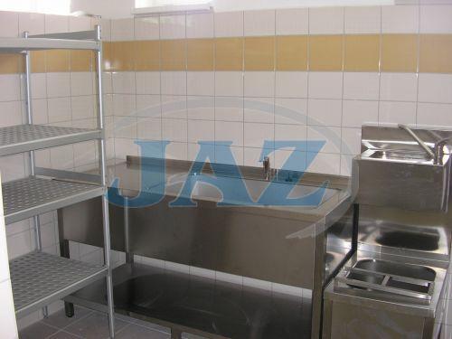 DD a DSS, Nové Mesto nad Váhom - kuchyňa