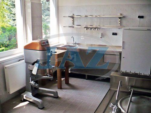 Domov dôchodcov a domov sociálnych služieb, Topolčany - kuchyňa