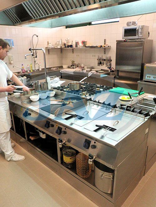 Hotel Alexandra **** Púchov - kuchyňa