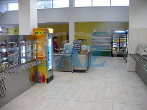 MEDO s.r.o., fastfood - výdaj