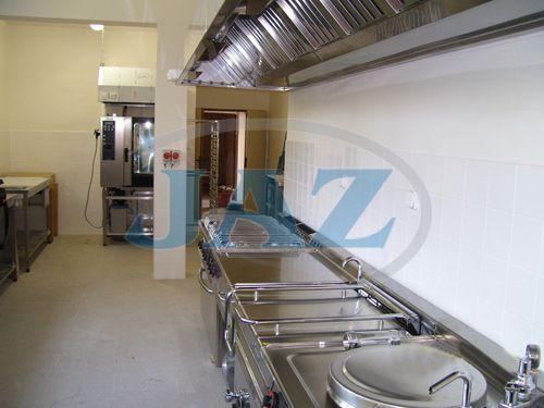 MŠ Myjava - kuchyňa + výdaj