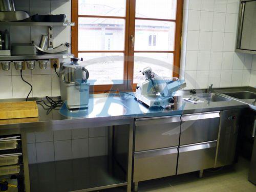 Penzión u Viktora, Kopčany - kuchyňa