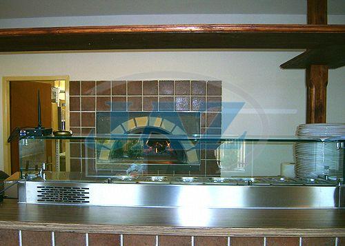 Reštaurácia Šúrovce - kuchyňa