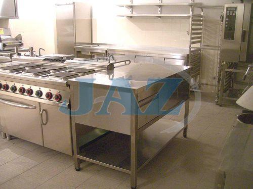 ZŠ + MŠ Moravany - kuchyňa + výdaj