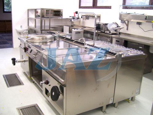 Matador Business Centre Púchov - kuchyňa