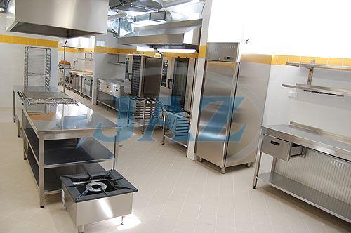 Nemocnica Nové Mesto nad Váhom - kuchyňa + výdaj