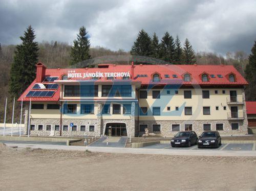 Hotel JÁNOŠÍK, Terchová - kuchyňa