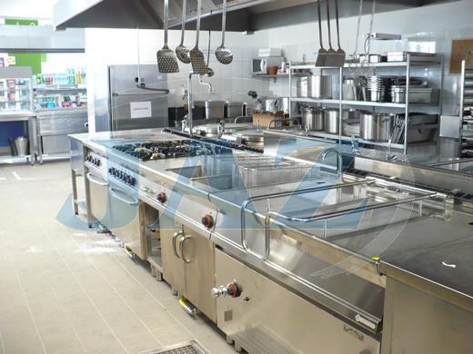Bekaert, Hlohovec - kuchyňa