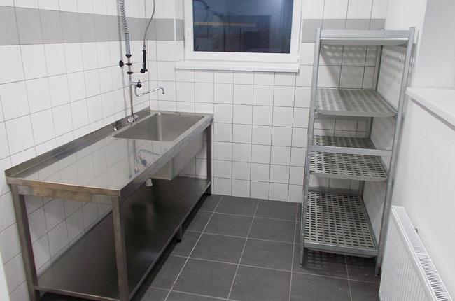 Maccaferri Central Europe s.r.o., Senica - výdaj stravy