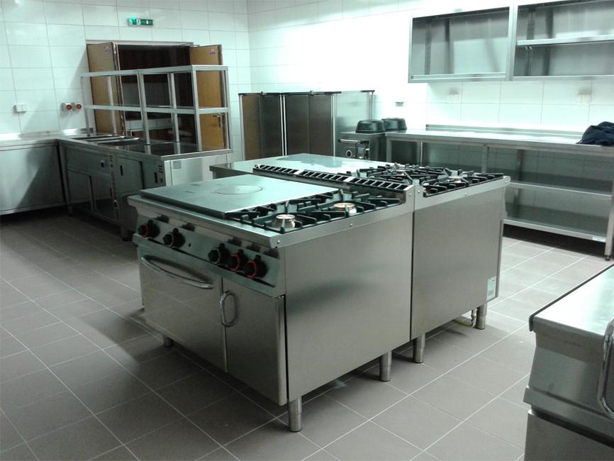 NURCH, Piešťany - kuchyňa
