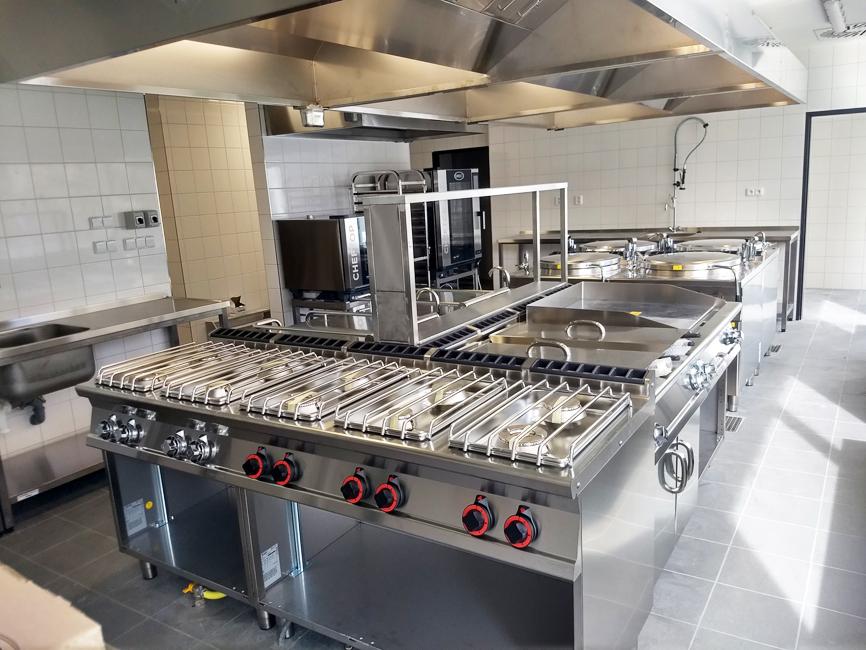 Bistro Soupa, Bratislava - kuchyňa